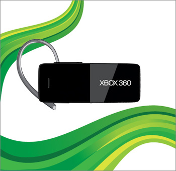 xbox 360 wireless headset with bluetooth video games. Black Bedroom Furniture Sets. Home Design Ideas