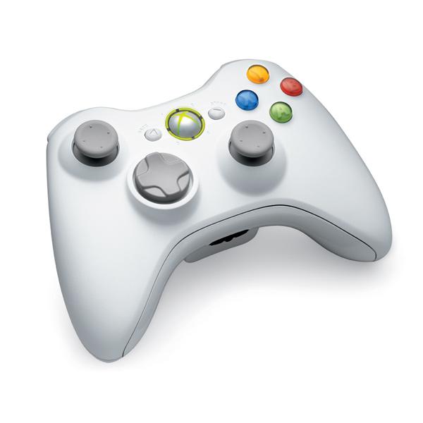 Amazon.com: Xbox 360 Special Edition White Wireless
