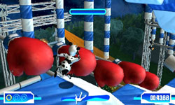 Going for glory on the Big Balls of Wipeout 2
