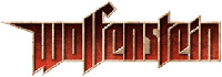 'Wolfenstein' game logo
