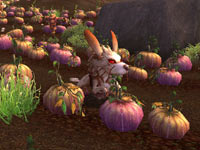 The rabbit like Virmen beasts from World of Warcraft: Mists of Pandaria