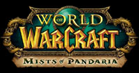 World of Warcraft: Mists of Pandaria game logo