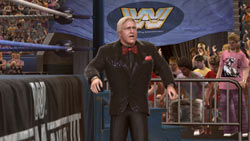 Bobby 'The Brain' Heenan in 'WWE Legends of WrestleMania'