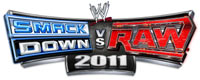 WWE SmackDown vs. Raw 2011 game logo