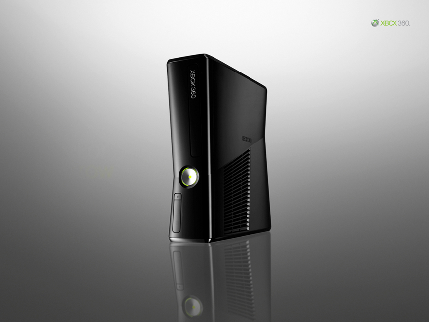 Xbox 360 250GB Console View larger.