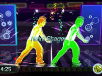 Multiple difficulty levels in Zumba Fitness for PS3