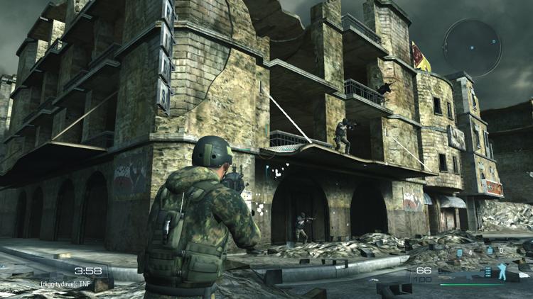 SOCOM U.S. Navy SEALs: Confrontation