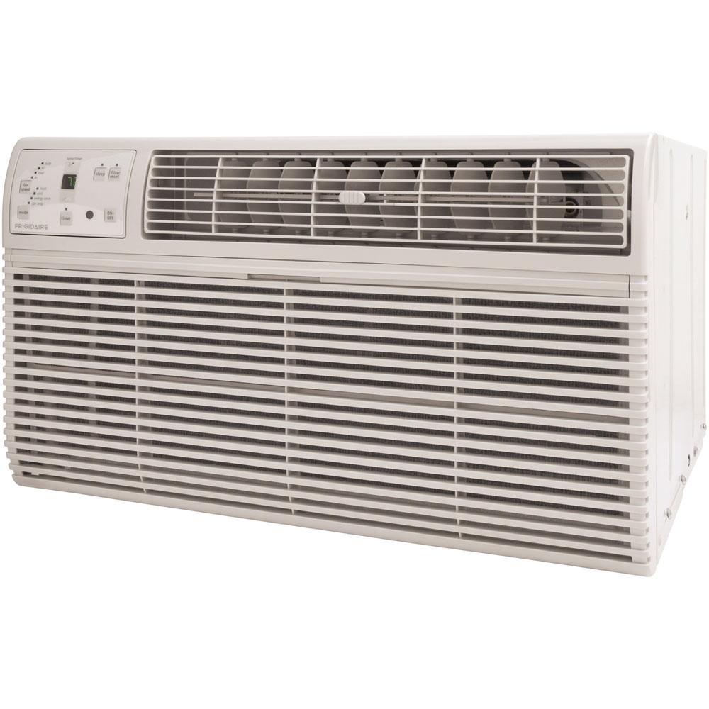 Frigidaire FRA10EHT2 10,000 BTU Through-the-Wall Room Air Conditioner with 10,600 BTU Supplemental Heat