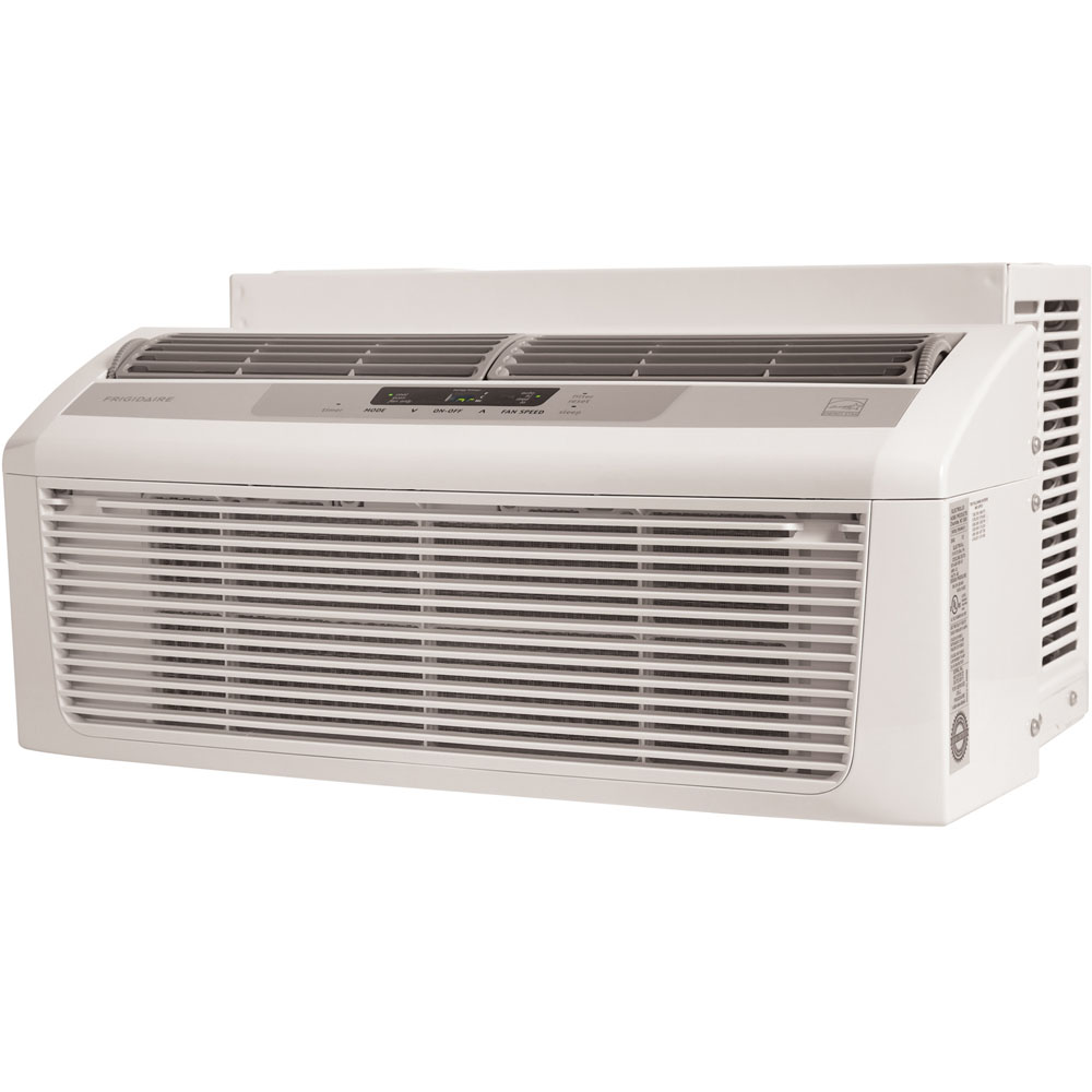 Basement window air conditioning units - Frigidaire Fra064vu1 6 000 Btu Low Profile Window Air Conditioner