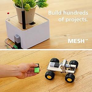 MESH Smart Triggers: DIY Starter Kit + MESH GPIO 7