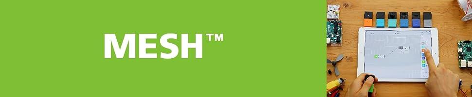 MESH Smart Triggers: DIY Starter Kit + MESH GPIO 11