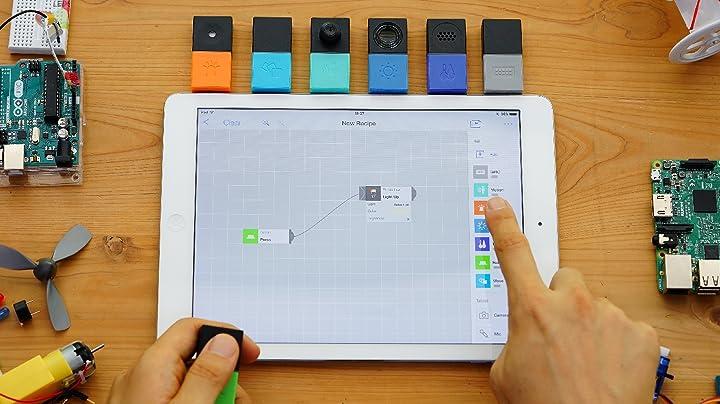 MESH Smart Triggers: DIY Starter Kit + MESH GPIO 4