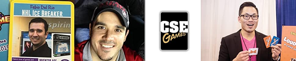 CSE Games Loud About a Game of Action Memory Party Game CSE-FSG0104