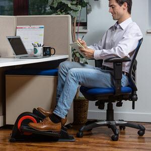 Amazon Com Cubii Smart Under Desk Elliptical Noir