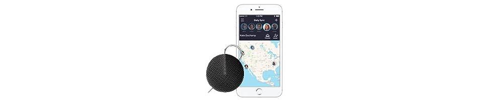 Orion Labs Onyx Smart Walkie Talkies w/ Unlimited Range - Black (Pair) 25