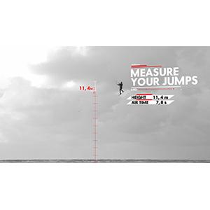 PIQ North Kiteboarding Wearable Kiteboard Sport Tracker - Instant Jump Height Readout & Ride Analysis 25