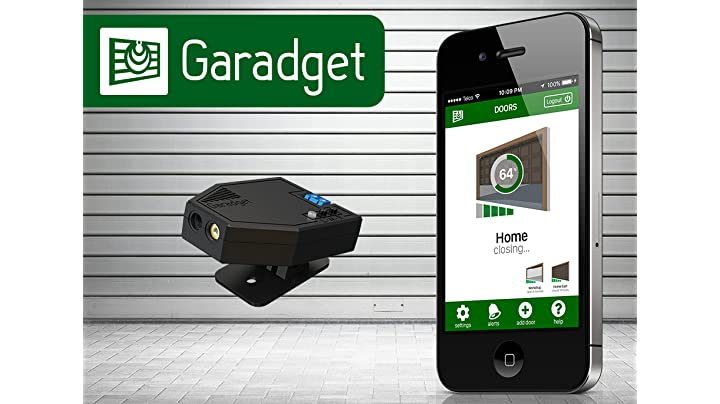Garadget Remotely Control And Monitor Your Existing