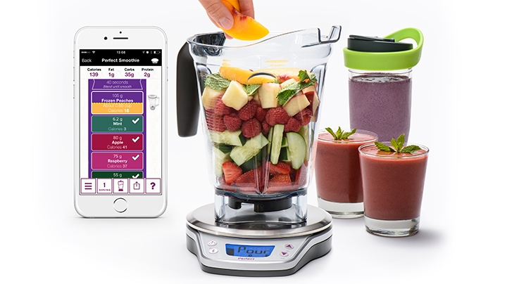 Perfect blend pro smart scale app track for Perfect kitchen pro smart scale