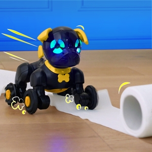 Amazon.com: WowWee Chippies Robot Toy Dog - Chippette