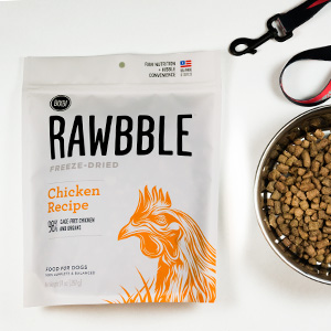 rawbble dog food
