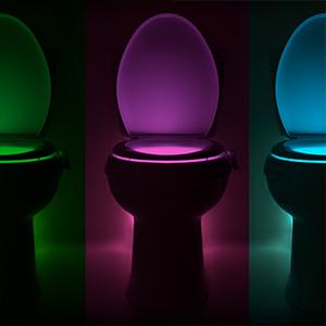 Illumibowl 748252039392 Toilet Night Light Night Lights