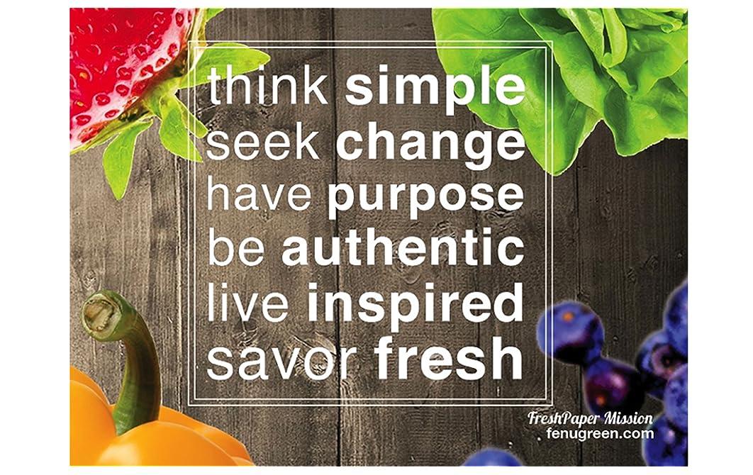 Amazon.com: Fenugreen FreshPaper Produce Saver Sheets: