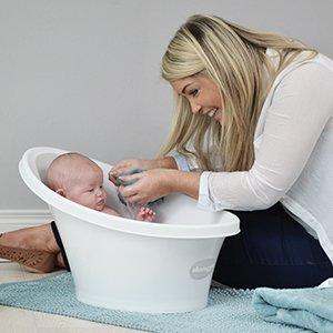 Shnuggle Cosy Bath Tub with Bum Bump Support and Foam Backrest ...