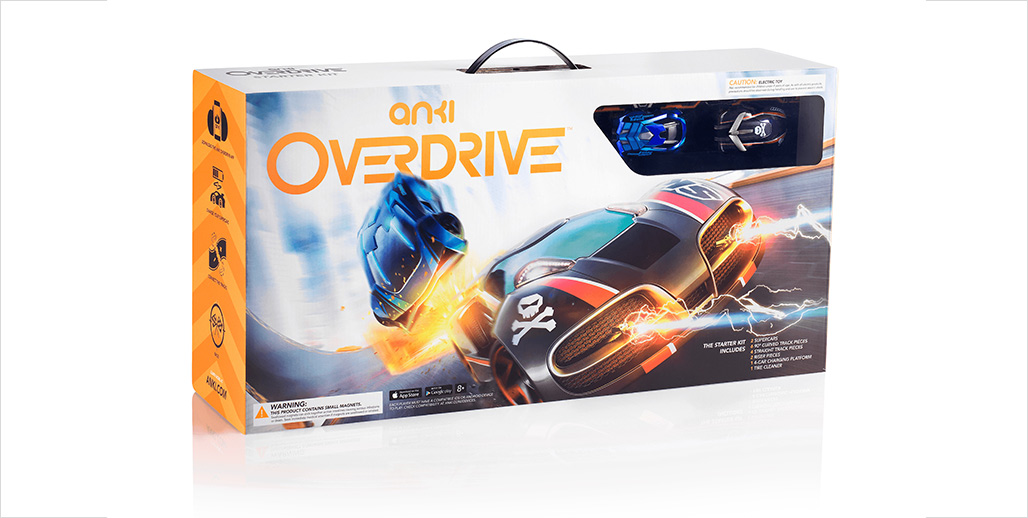 Anki Overdrive Starter Kit Amazon Toys Games
