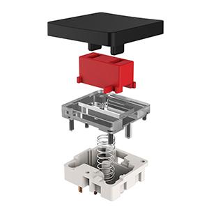 Tesoros Slimmest Mechanical Switch