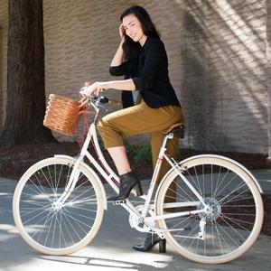Amazon Com Public Bikes Women S C7 Dutch Style Step Thru