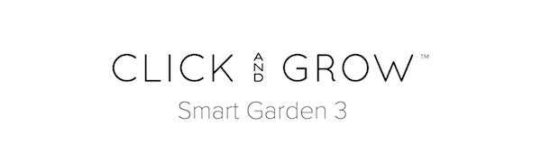 Click & Grow Smart Garden 3 Indoor Gardening Kit (Includes Basil Capsules), White 12