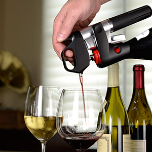 Amazon.com | Coravin Model Eight Wine System, Black: Wine Accessory