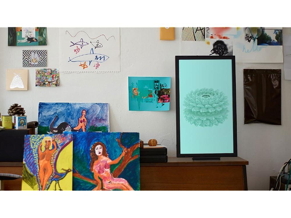 Amazon.com: EO1 Digital Art Display, Black. Launched 2015, 1st