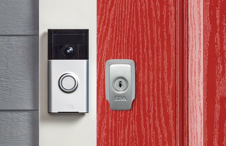 Ring Wi Fi Enabled Video Doorbell Amazon Co Uk