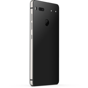 Essential Phone in Halo Gray – 128 GB Unlocked Titanium and Ceramic phone with Edge-to-Edge Display essential 03
