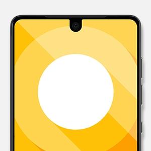 Essential Phone in Halo Gray – 128 GB Unlocked Titanium and Ceramic phone with Edge-to-Edge Display