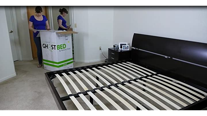 best bed ghostbed reviews vs ghost mattress nectar