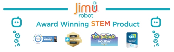 # UBTECH Jimu Robots AstroBot Kit # (end 10/21/2018 9:57 PM)