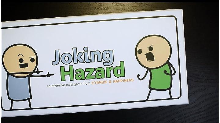 JOKING HAZARD CDON