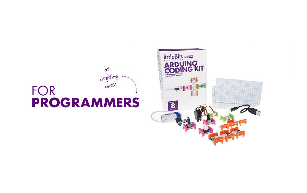 Amazon Com  Littlebits Electronics Base Kit  Littlebits