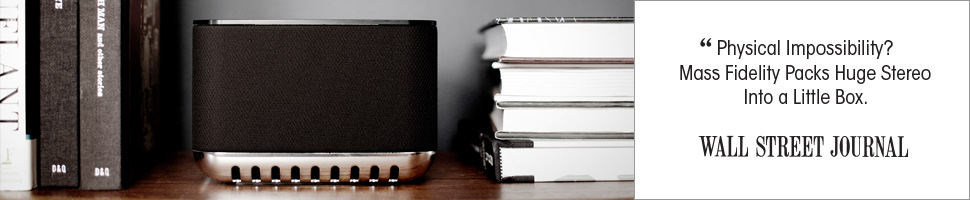 Amazon.com: Mass Fidelity Core 120W Portable Hi-Fi ...