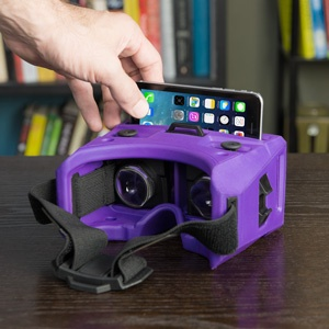 Virtual Reality Headset for iPhone and Android_4