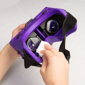 Virtual Reality Headset for iPhone and Android_8
