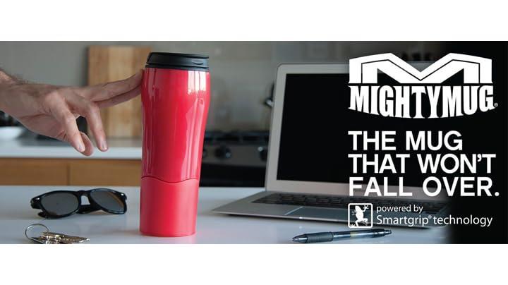 Amazon Com Mighty Mug Ice 20oz Hot Cold Tumbler Blue
