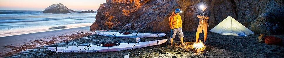 Amazon com : Oru Kayak Bay Kayak, White : Sports & Outdoors
