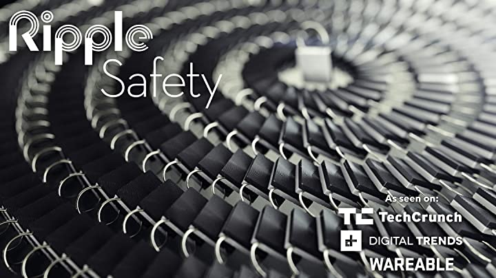 Amazon Com Ripple 24 7 Personal Safety Monitoring Never