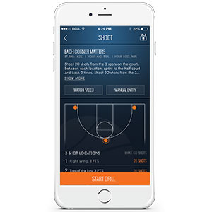 ShotTracker for Basketball 7
