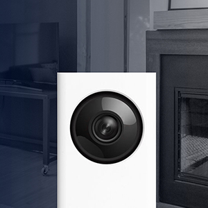 Wyze Cam Pan 1080p Pan/Tilt/Zoom Wi-Fi Indoor Smart Home