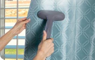 Steamfast SF-540 - Curtains