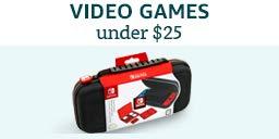 Amazon Warehouse Video Games under $25